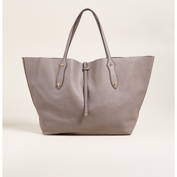 d3803f8052f5 Annabel Ingall Handbags - Annabel Ingall large Isabella tote zinc
